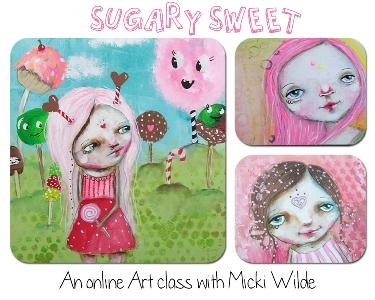Sugary sweet class typepad