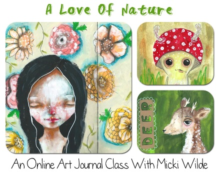 A love of nature typepad