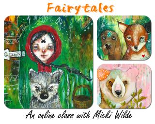 Fairytale class promo